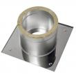 Потолочно проходной узел Ф150 (0.5 мм + термо)