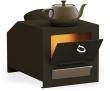 Компактная мобильная печь до 20 куб.м.