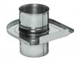 Шибер-задвижка Ф120 (0.8 мм)