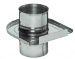 Шибер-задвижка Ф150 (0.8 мм)