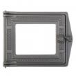 Дверка топочная ДТ-3С 250х210х36 п/стекло (не окрашена)