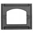Дверка топочная ДТ-6С 282х240х30 п/стекло (окрашена)