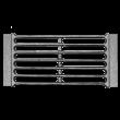 Решетка колосниковая РД-7 (290x135х20)