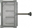 Задвижка ЗВ-2A (130х260х505)